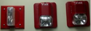 Fire Alarm Lights