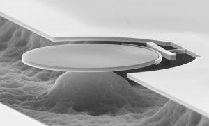 Hybrid optomechanics system (Davis Group, Department of Physics)